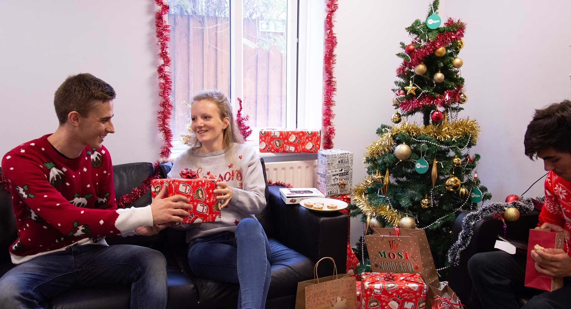 Donate More Than A Gift To Give A Gift To A Homeless Young People