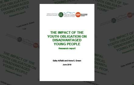 The Impact Of The Youth Obligation Report