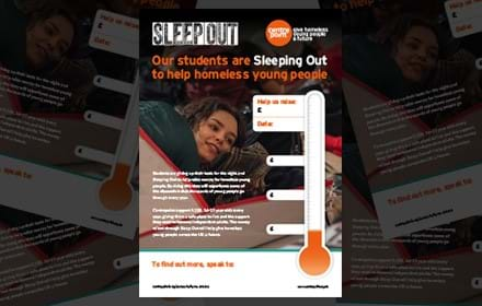 Sleep Out poster