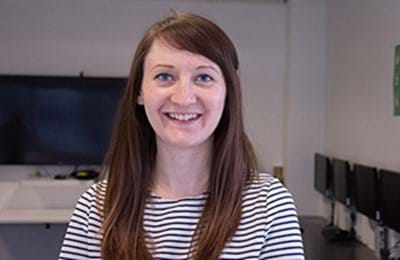 Abigail Gill, Centrepoint's Policy and Research Manager
