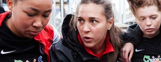 Street Football Association ambassador Fara Williams
