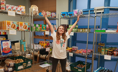 Centrepoint's lead dietician Isabel Rice launches The Food Point