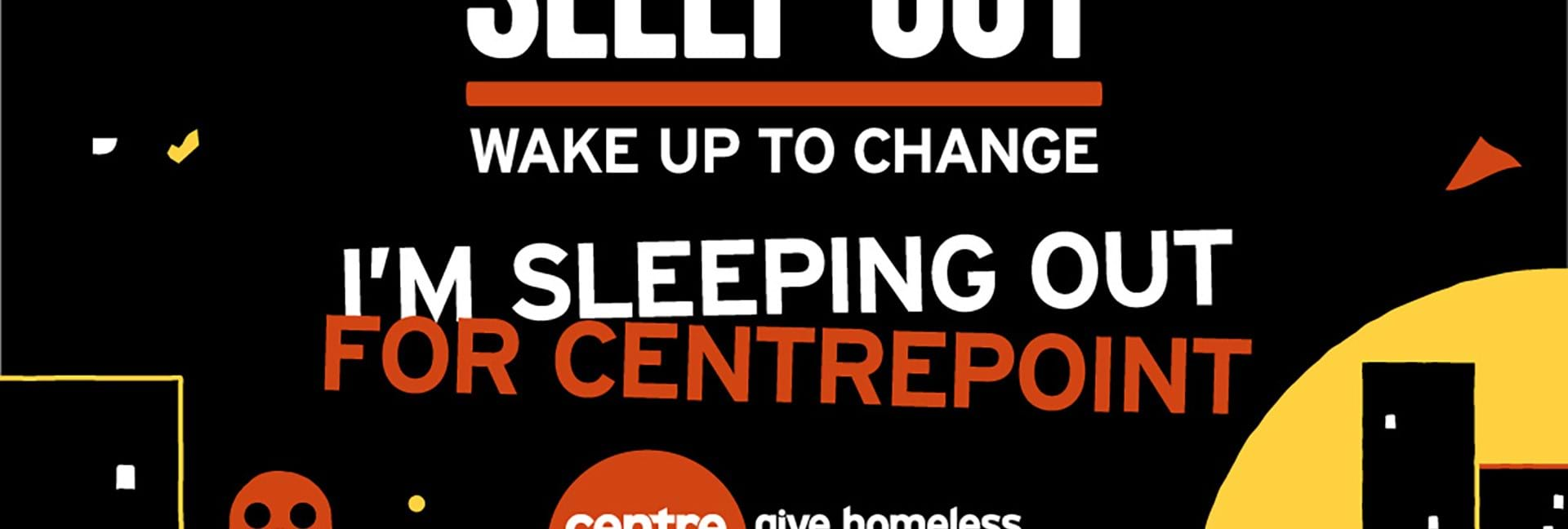 Sleep Out Banner