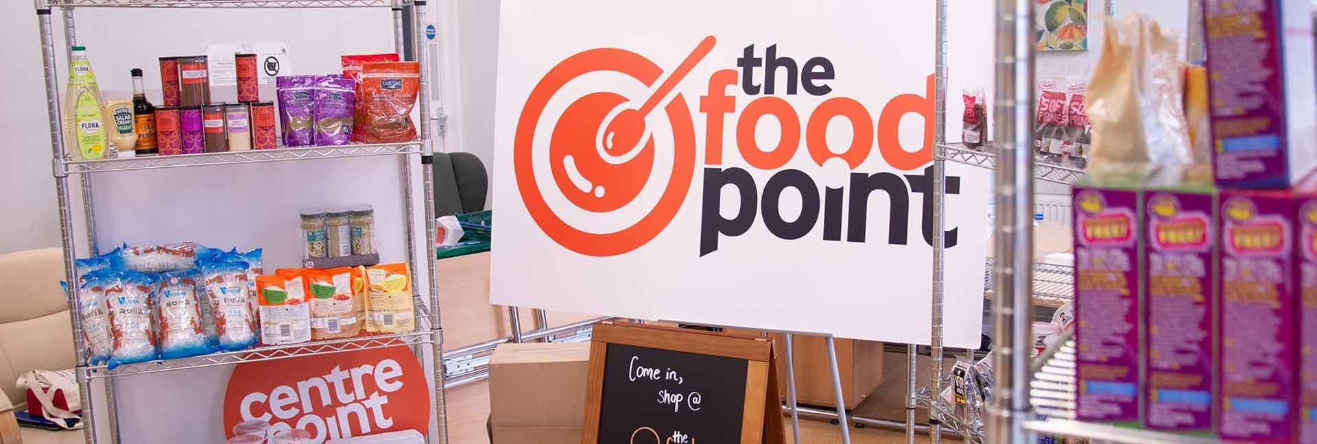 The Food Point: Centrepoint's social supermarket