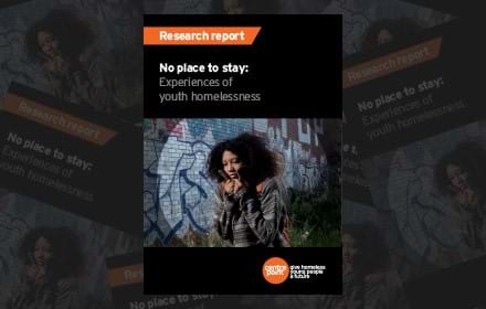 No Place To Stay Experiences Of Youth Homelessness
